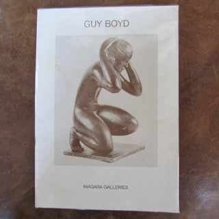Guy Boyd Retrospective Exhibition of Sculpture in Bronze  Selected Works from 1946 to 1984