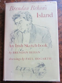 Brendan Behan's Island  An Irish Sketckbook