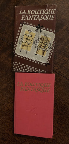La Boutique Fantasque  The Story of the Ballet  Binding Good to Very Good / Dust Jacket Good