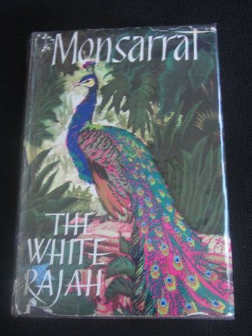 The White Rajah     Nicholas Monsarrat   1961, First Edition