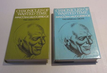 Chronicles of Wasted Time 2 Volume Set Green Stick & Internal Grove