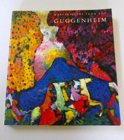 Masterpieces from The Guggenheim Art Gallery of New South Wales, Sydney September 22, 1991-January 12, 1992