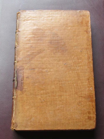 The Orations of Aeschines and Demosthenes on the Crown, Translated into English, with Notes, By T. Leland, D.D., 1770   Scarce First Edition  Very Good