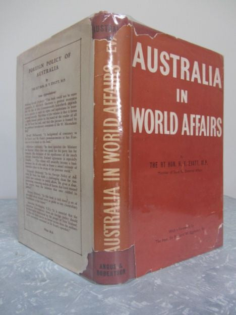 Australia in World Affairs