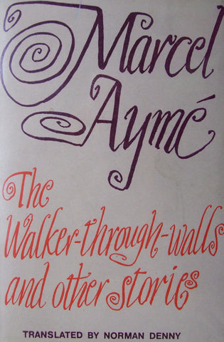 The Walker-through-Walls and other stories   1972, First UK Edition  Near Fine / Very Good