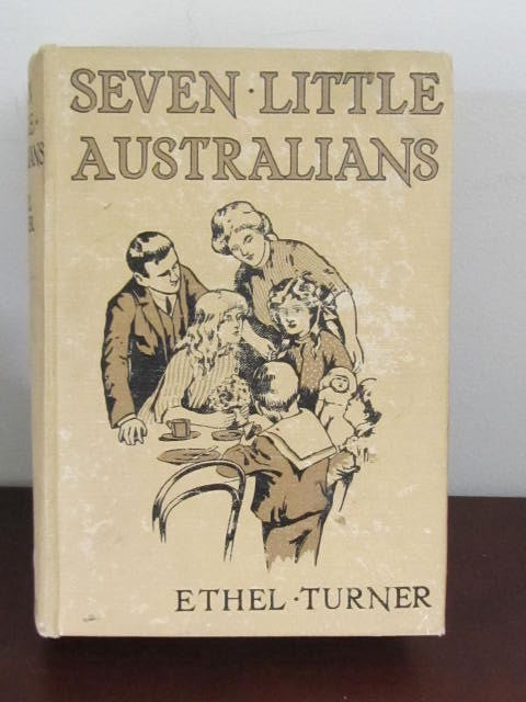 Seven Little Australians  Ethel Turner   1912, Published by Ward Lock & Co   Please See Description Below