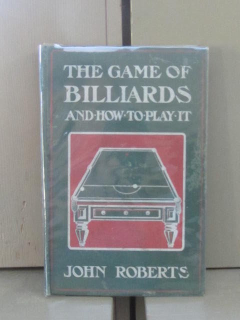 The Game of Billiards and How to play it       Good / Very Good