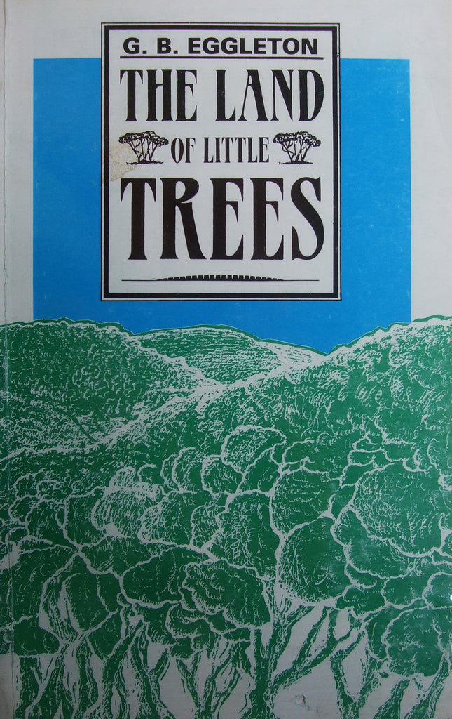 The Land of Little Trees     First Edition    Softcover    Very Good