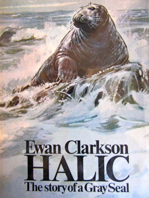 Halic  The Story of a Gray Seal