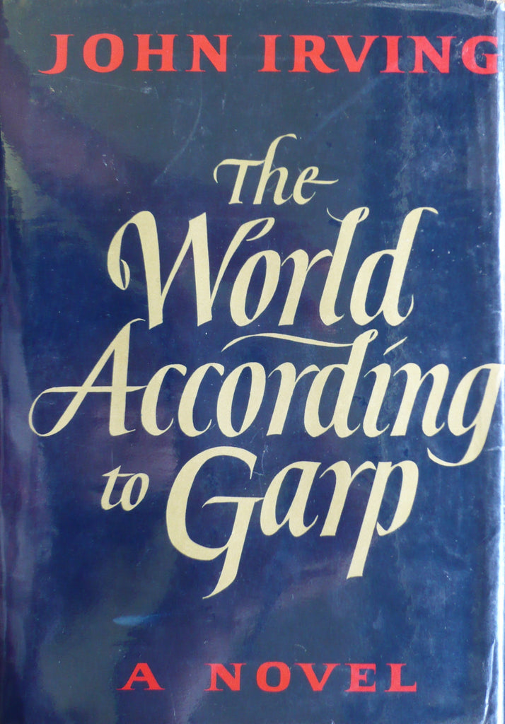 The World According to Garp  A Novel   1978, First Edition, 5th Impression