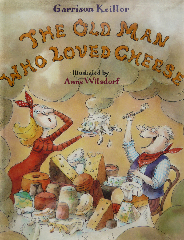 The Old Man Who Loved Cheese   1996, Stated First Edition   Fine / Fine