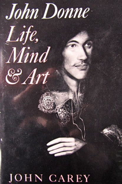 John Donne  Life, Mind & Art