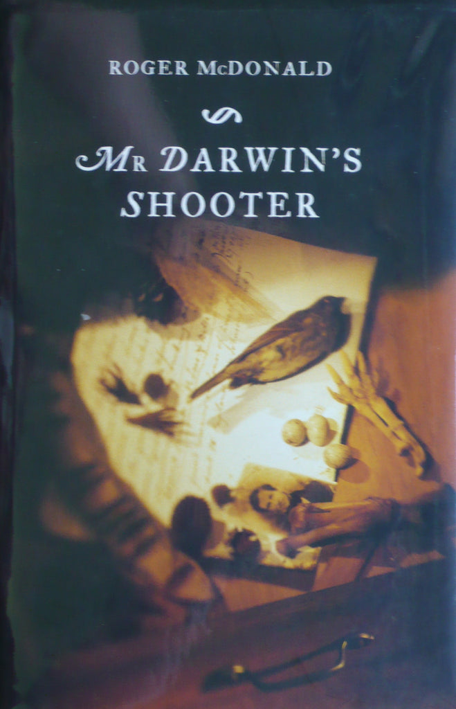 Mr Darwin's Shooter     Fine/ Fine