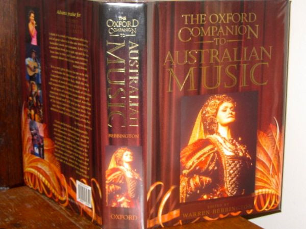The Oxford Companion to Australian Music