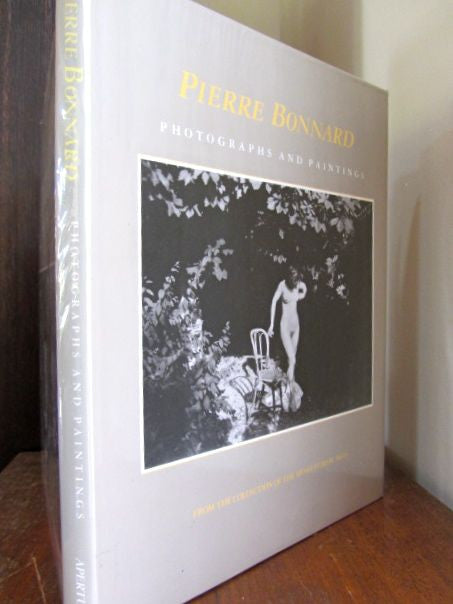 Pierre Bonnard Photographs and Paintings