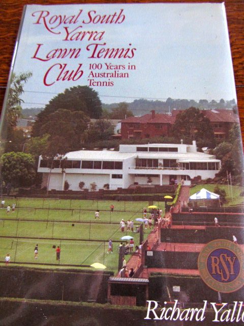 Royal South Yarra Lawn Tennis Club