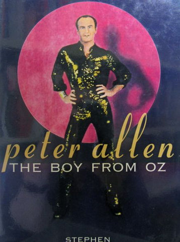 Peter Allen  The Boy from Oz