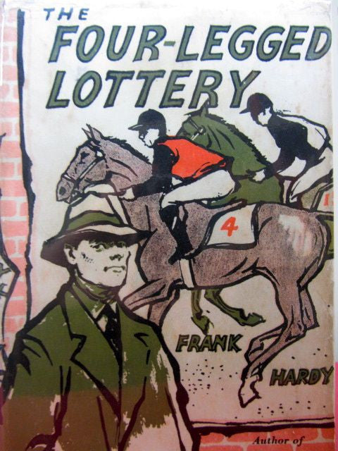 The Four-Legged Lottery     Very Good / Good