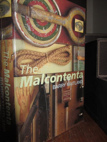 The Malcontenta    1995, First Edition      Fine / Very Good