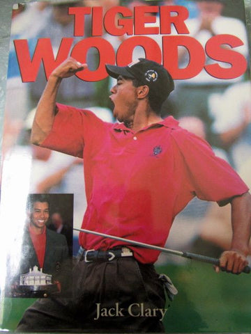 Tiger Woods   1997, First Edition      Near Fine   /    Near Fine