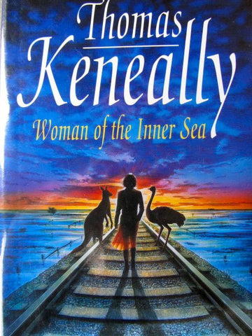 Woman of the Inner Sea  1992, First Edition   Fine / Fine