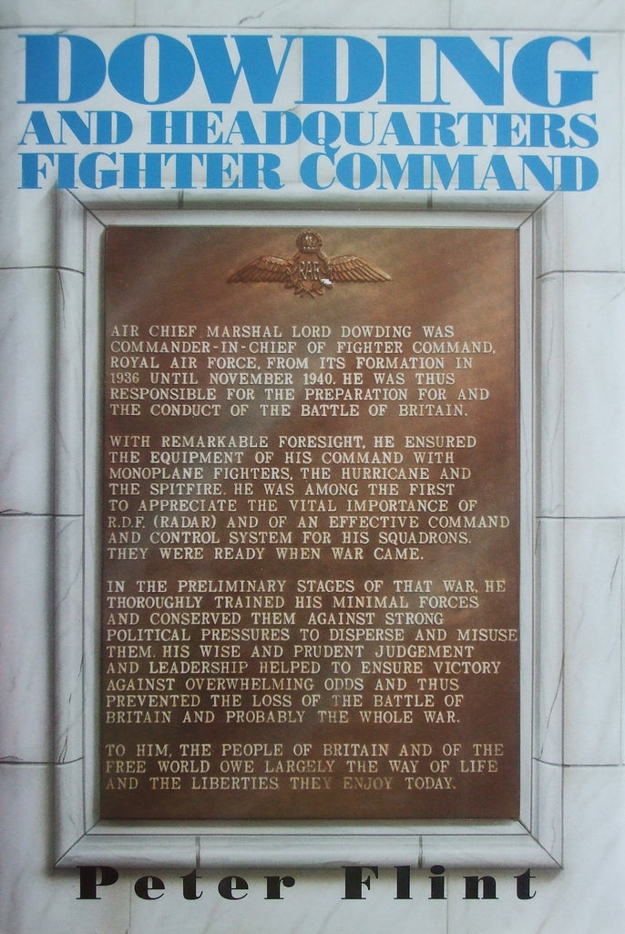 Dowding and Headquarters  Fighter Command