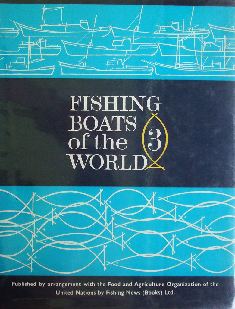Fishing Boats of the World 3