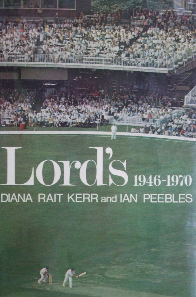 Lord's 1946 - 1970