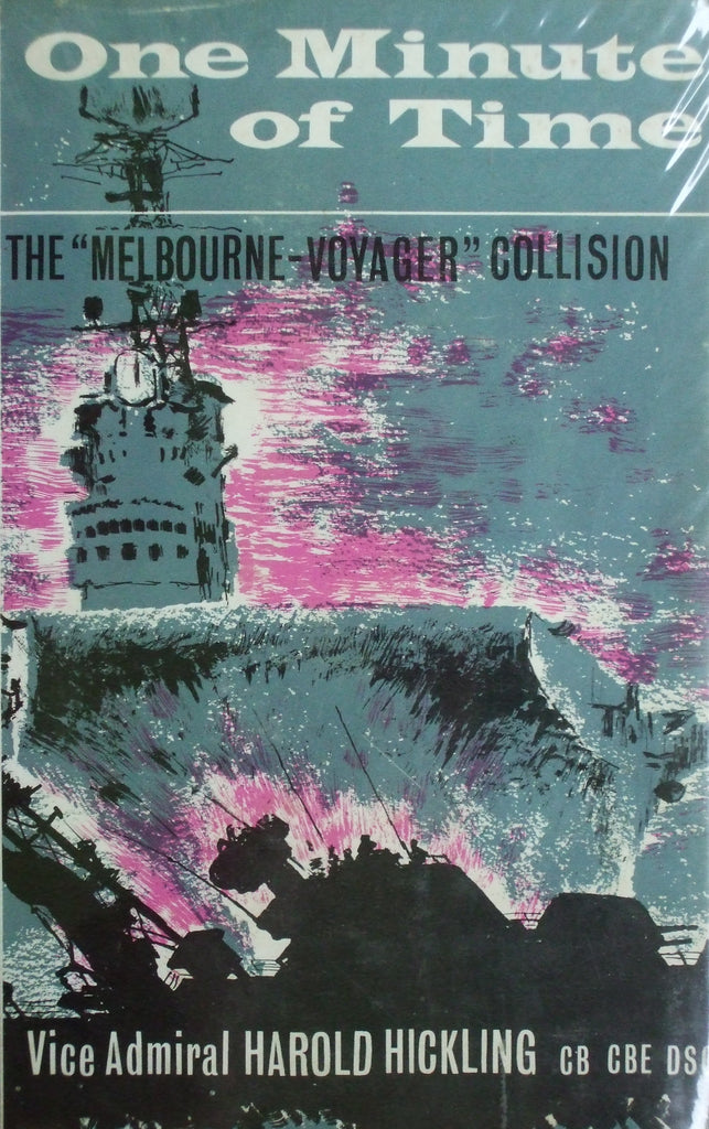 "One Minute of Time:  ""The Melbourne-Voyager Collison"