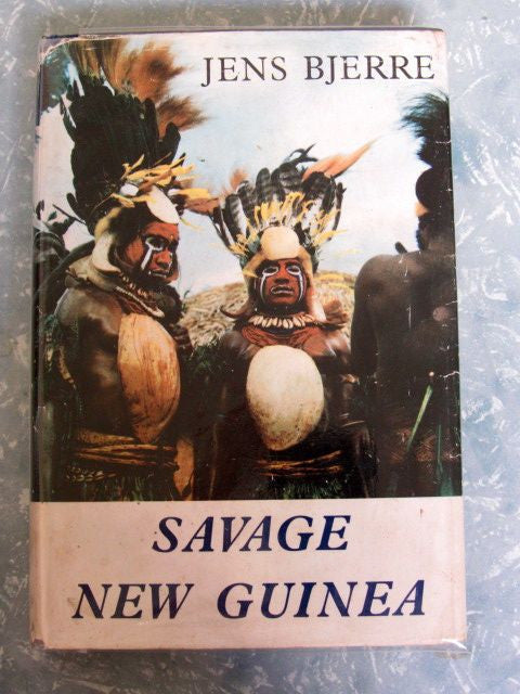 Savage New Guinea