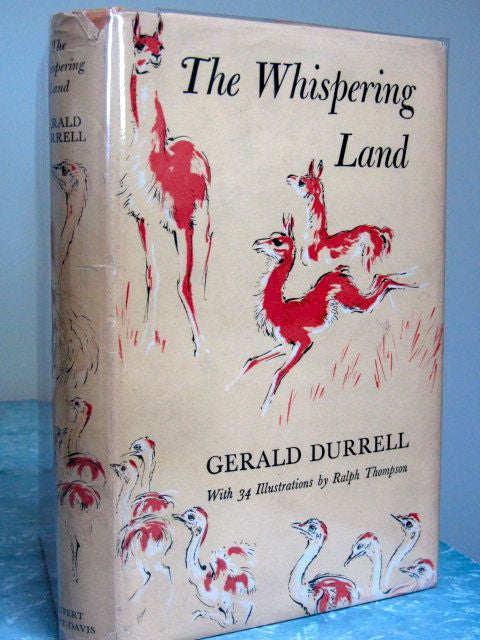 The Whispering Land   1961, First Edition