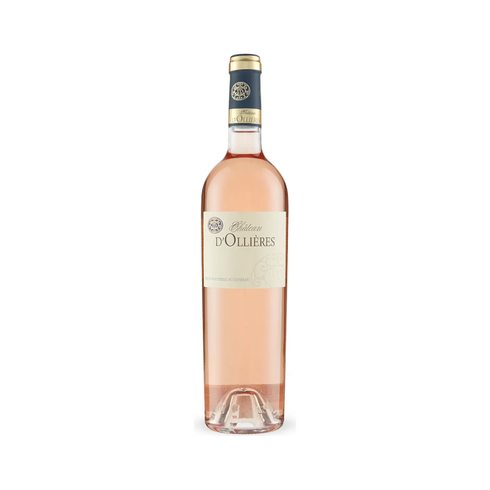 Chateau D'Ollieres Provence Rose
