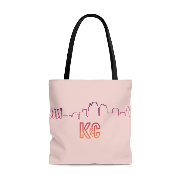 KC Skyline Tote Bag