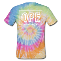 OPE | Shop Small Tie Dye Tee - rainbow