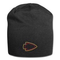 Teams | Arrowhead Jersey Beanie - charcoal gray