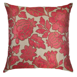 Product with title Fiori Sham - Coral