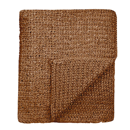 Product with title Knitted-Silk-Throw - THKS-AMB