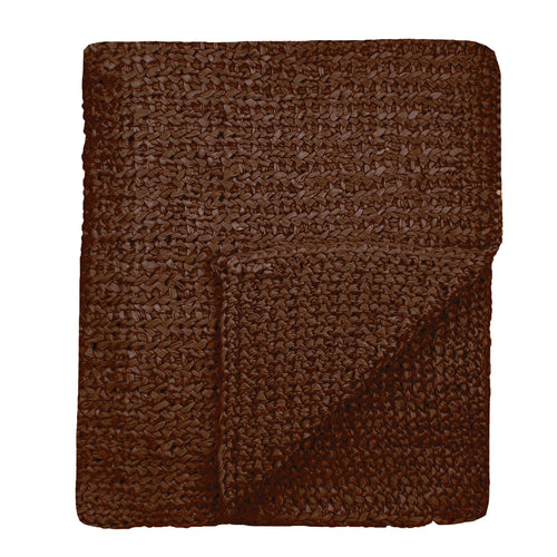 Product with title Knitted Silk Throw - THKS-CHO