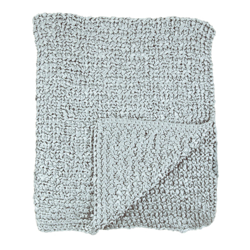 Product with title Knitted Silk Throw - THKS-FRO