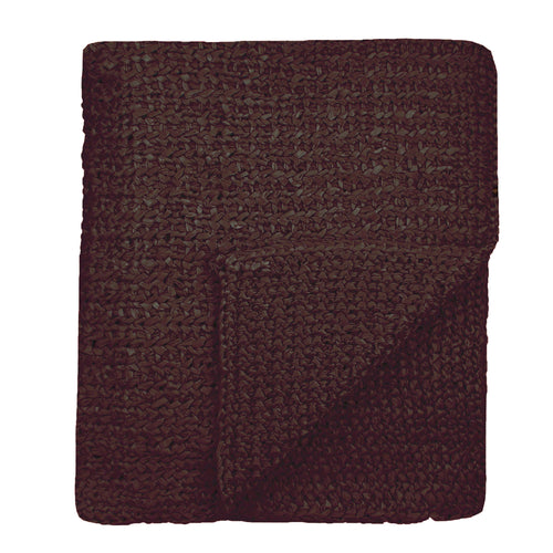 Product with title Knitted Silk Throw - THKS-NCH