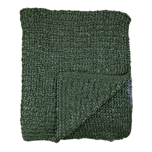 Product with title Knitted Silk Throw - THKS-PNE