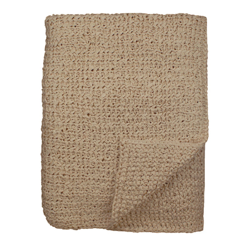 Product with title Knitted Silk Throw - THKS-SAN