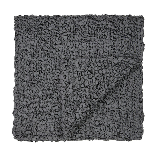 Product with title Ribbon Knit Throw - THRI-BLK