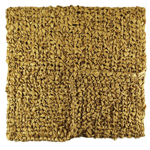 Product with title Ribbon Knit Throw - THRI-GLD