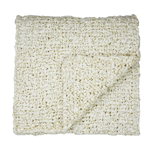 Product with title Ribbon Knit Throw - THRI-CRE