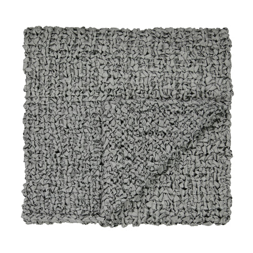 Product with title Ribbon Knit Throw - THRI-DGR