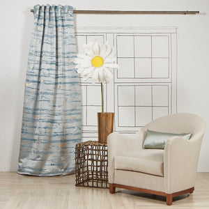 Product with title Serenity-Curtain-Panel - YCUSE108-BLE