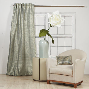 Product with title Sheer-Curtain-Panel-Teal - YCUSH108-TEA