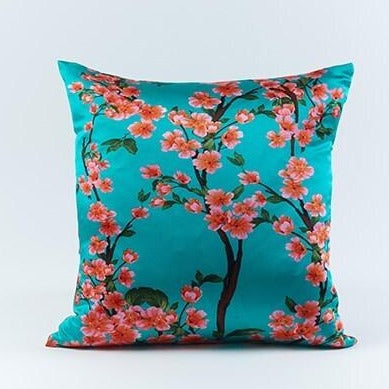 Product with title Cherry-Silk-Pillow - PWCY1818-TUR