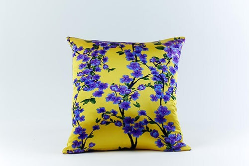 Product with title Cherry Silk Pillow